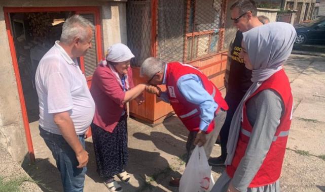 KIZILAY Bosna'da gönüllere dokundu