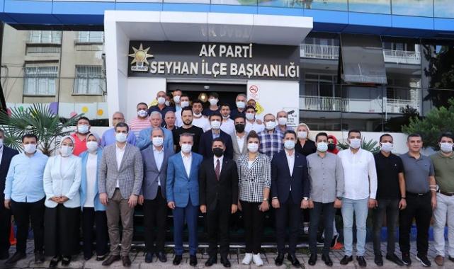 AK Parti Adana Teşkilatı rekora koşuyor